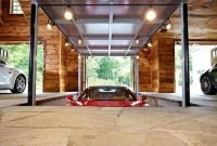 Graceful Car Garage Design Ideas For Your Home 31